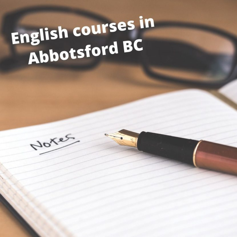 English Courses In Abbotsford BC